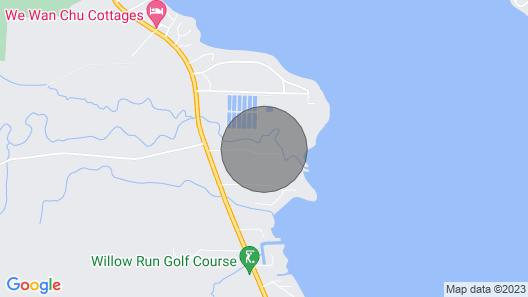 Snug Harbor Hideaway Cottage Map