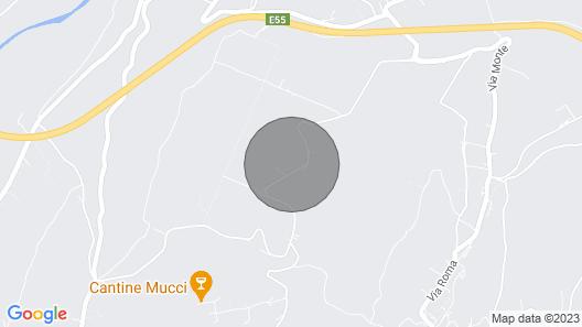 Casa Vacanze Domus Quarticelli Costa dei Trabocchi 2 Map
