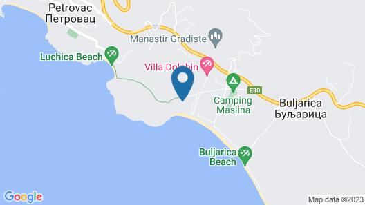 Castellamare Residence Map