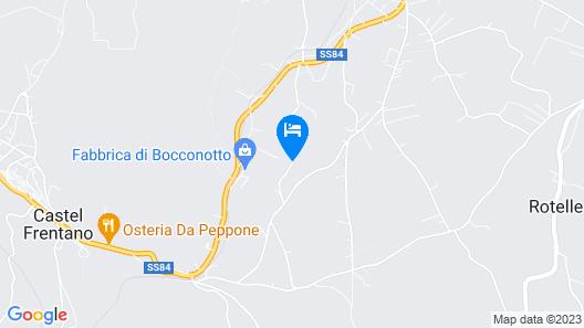 Agriturismo Angelucci Map