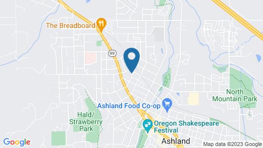 Arden Forest Inn Map