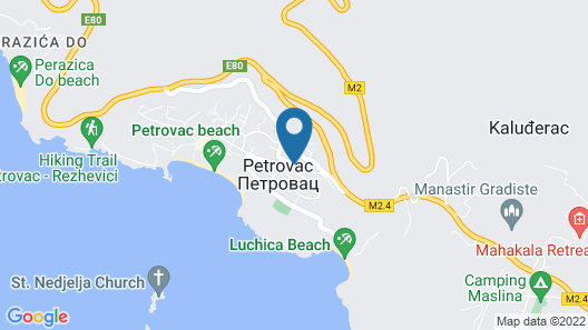 Wgrand Petrovac Map