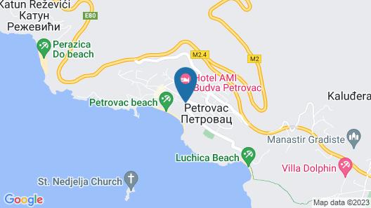 Palas Map