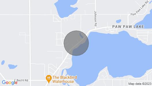 Heron's Nest I Paw Paw Lake Cottages I Ontario #4 Map