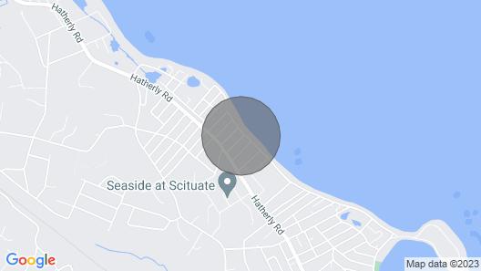 Oceanfront Rustic Beach House Map