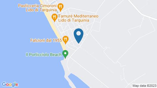 La Torraccia Map