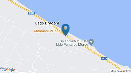 Miramare Village Map