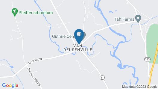Granville House Map