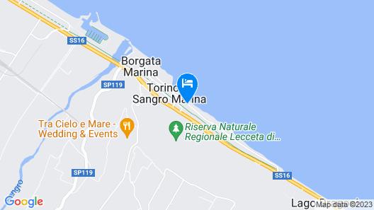 Villa Il Mio Paradiso Map