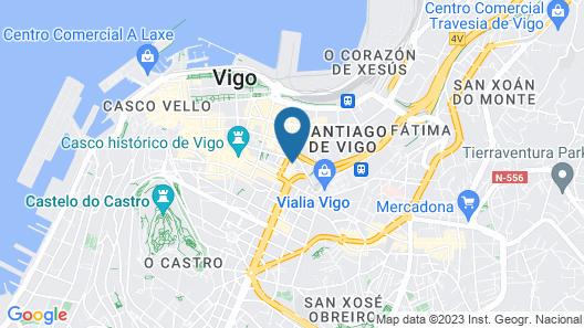 Estrella Suites Map