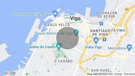 Vigo: Apartment/ Flat - Vigo Map