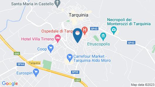 Tarconte Map
