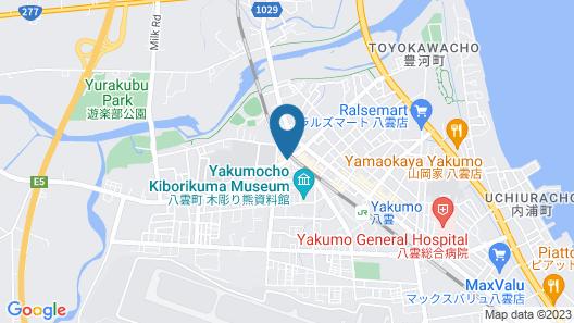 Kominka Guesthouse SENTO - Hostel Map