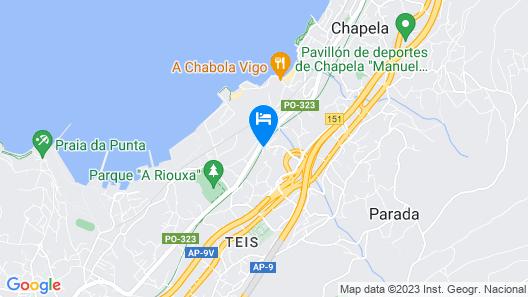 Vigo: House / Villa - VIGO Map