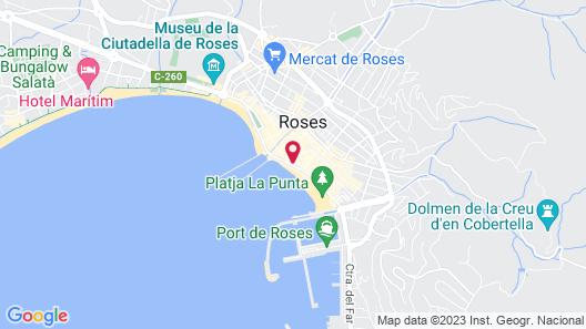 Hotel Risech Map