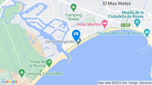 Hotel Montecarlo & Spa Map