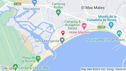 Agi Drugstore Apartments Map
