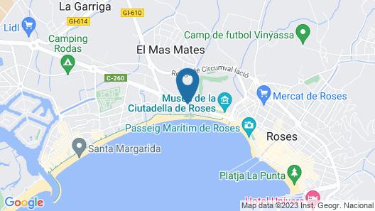 Hotel Prestige Coral Platja Map