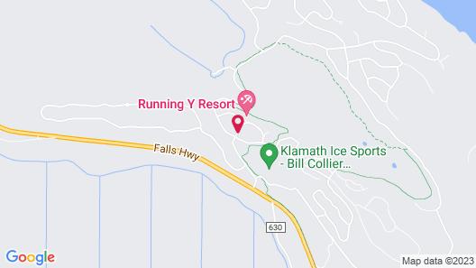 WorldMark Running Y Resort Map