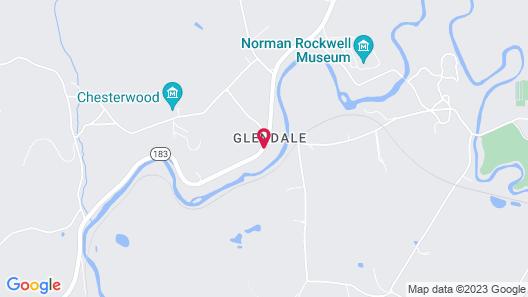 Stockbridge Country Inn Map