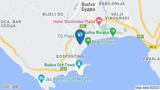 Oaza Map