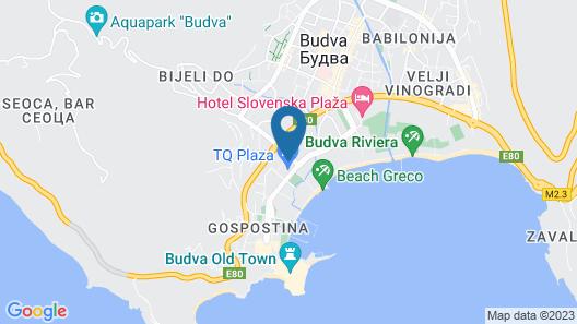 Adria Map