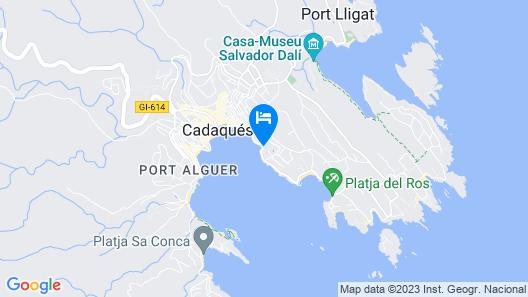 Hotel Playa Sol Map