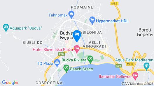 Apartments Memidz Map