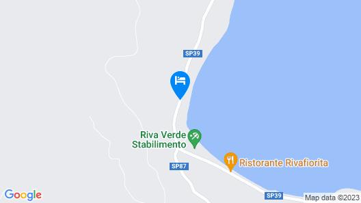 La Finestra Sul Lago Map