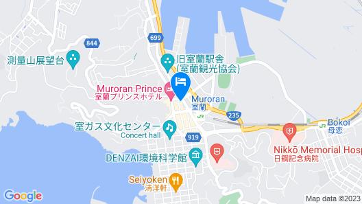 Hotel Million Map