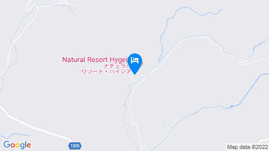 Natural Resort Hygeia Map