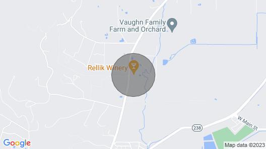 Rellik House~pool~ Winery and Alpaca Farm Map