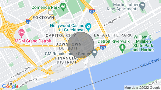 Sonder - The Randolph Map