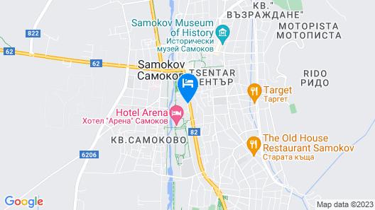 Hotel Grand Map