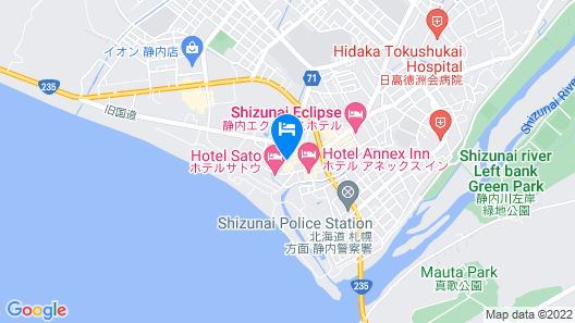 Hotel Annex Inn Map