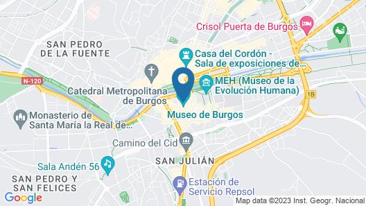Piso Calera  Map