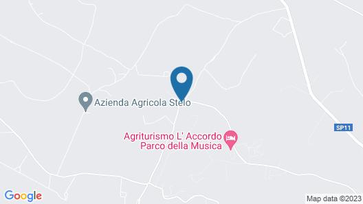Traldi Resort Map