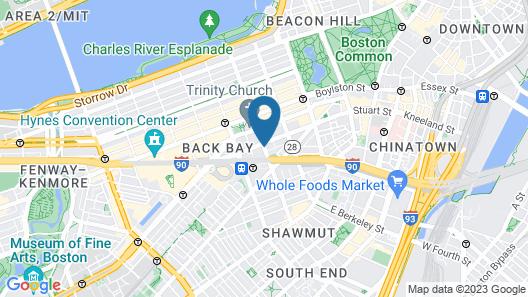 Hotel 140 Map
