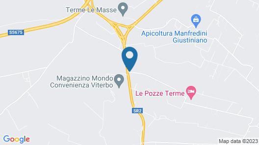 Azienda Agricola Biologica Petrignanum Map