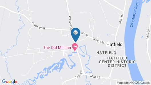 Old Mill Inn Map
