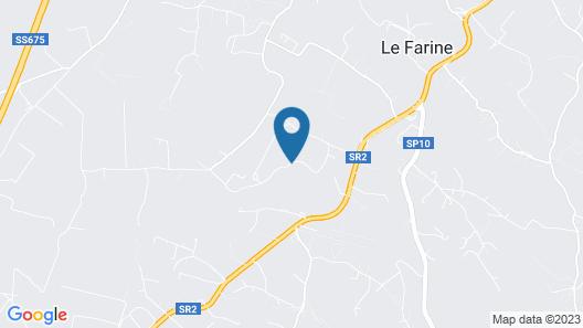 Relais Santa Caterina Map