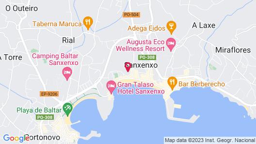 Carlos I Silgar Map
