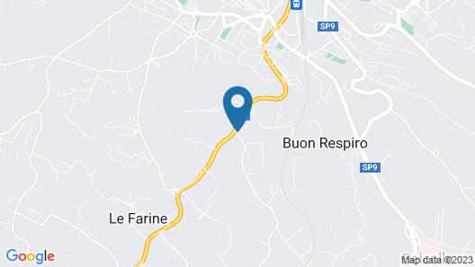 Casa Vacanze La Mattonara Map