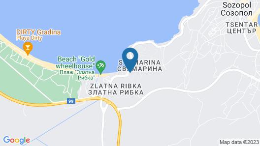 Marina Villas Map