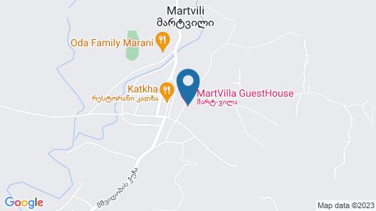 MartVilla Map