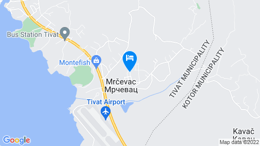 Apartments Bordo Map