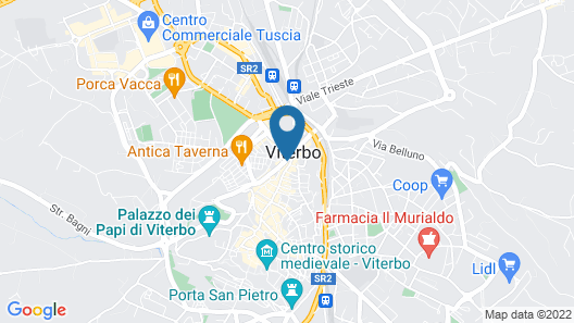 Compasso Suites Map