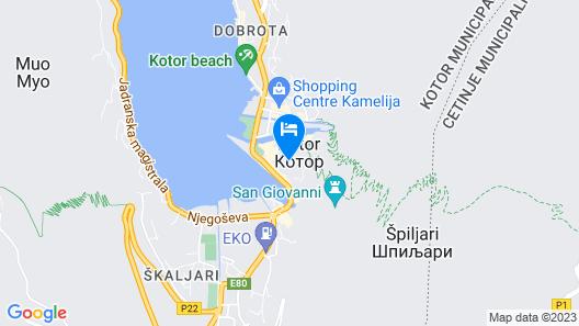 G-Apart Map
