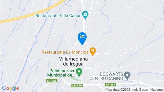 Villaterreno Map