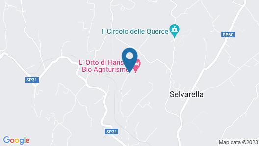 L'orto di Hans Map